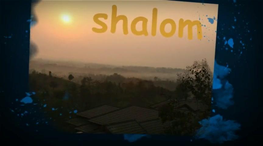 Shalom - God's Kingdom of Peace
