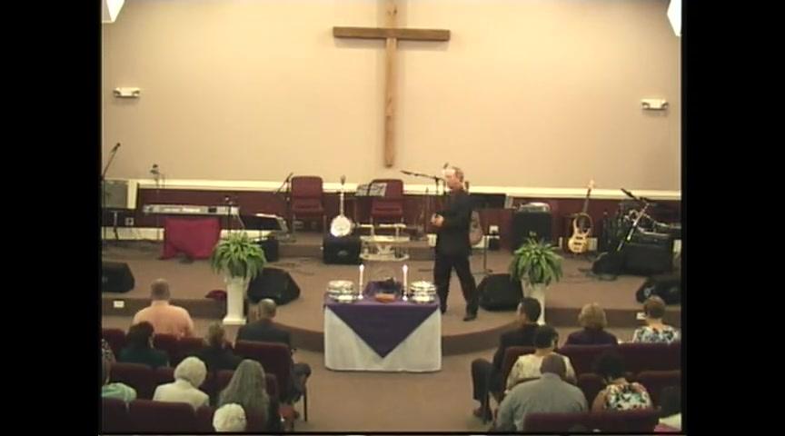 Sunrise Service 2011 - Pastor Carl Bishop - Part 1