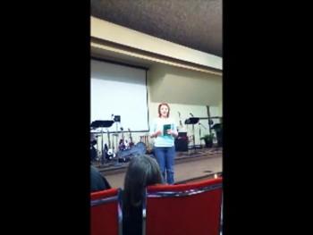 Self Perception Speech-Casey Baumgartner
