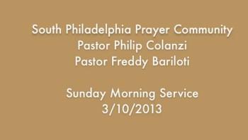 SPPC Sunday Morning Service - 3/10/13