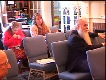 BFTBC -- Hebrews Bible Study -- March 10, 2013