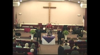Sunrise Service- Pastor Carl Bishop- Part 3