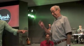 Mormon Bishop Healed from Damaged Hips