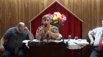 Una doble porción del Espiritu Santo. Hna. Viviana Garcia. 05-03-2013