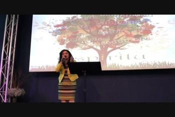 Pra. Karina Cardona. La Plenitud del Espiritu Santo