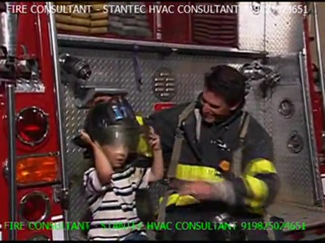Fire Safety Song For Kids -FIRE CONSULTANT -