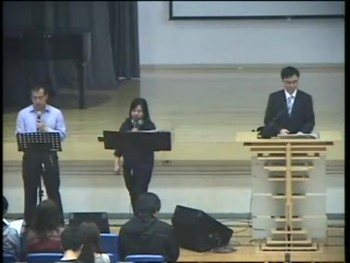 Kei To Mongkok Church Sunday Service 2013.03.10 Part 1/4