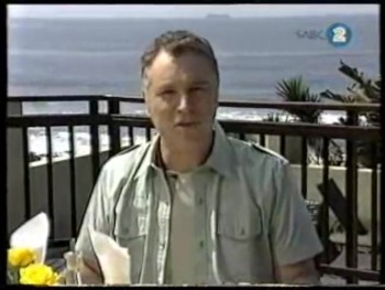 Christian Lifestyle Programme 3:16 insert about Comedian Roland Gaspar