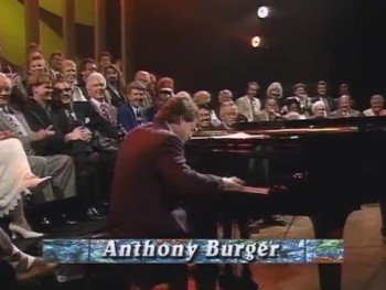 Anthony Burger - I'm Feeling Fine