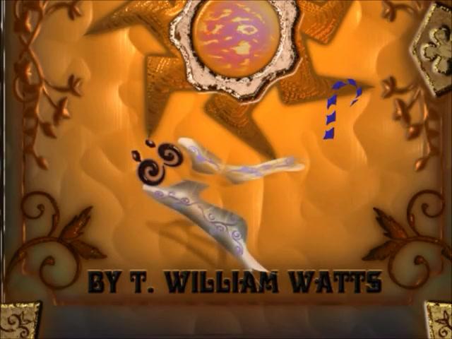 Fantasy: A Hummen in Spiral Gorge