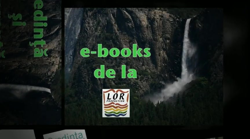 Faith and hope - presentation of books in Romanian from LOR production