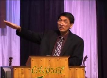 Pastor Preaching - February 24, 2013