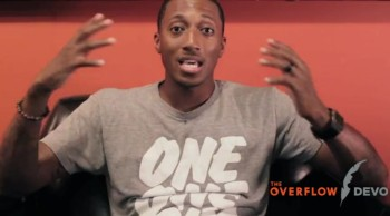Lecrae - The Overflow Devo - Tell the World