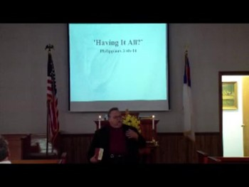 Blackwater UMC Sunday Sermon, March 17, 2013