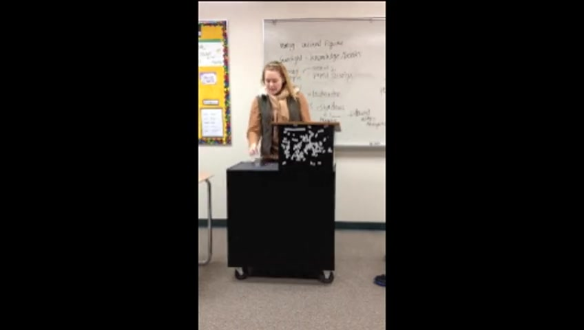 Gwen Speech #1