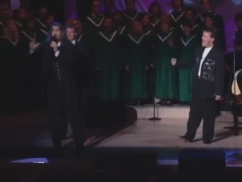 Gaither Vocal Band and the Christ Church Choir - The Old Rugged Cross Made the Difference