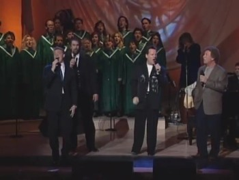 Gaither Vocal Band and the Christ Church Choir - When Jesus Lifts the Load