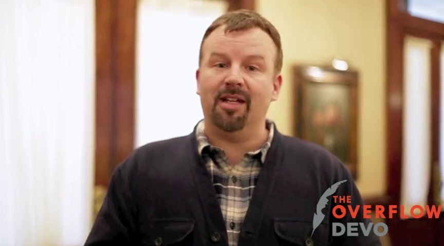 Casting Crowns - The Overflow Devo