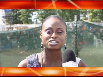 On TCT cameras recording artist Ayeisha Woods discusses Your Relationship with God!
