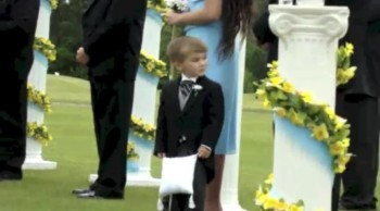 Best of Funny Ring Bearers!