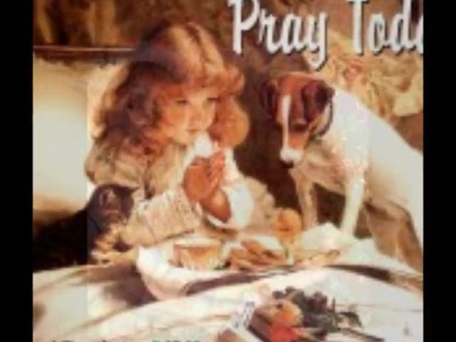 Teach Me to Pray (like a child)