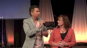 Blindness from birth miracle healing - John Mellor