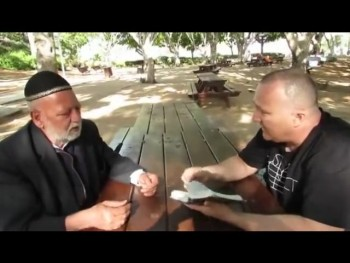 Messiah of Israel-Rabbi Kaduri student saved