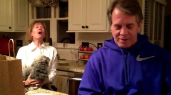 Grandparents-To-Be Have the Sweetest Reaction to Daughter's Pregnancy