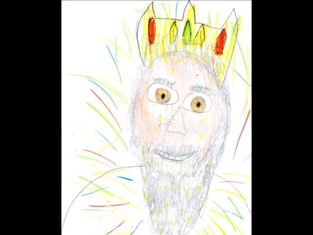 ¿Como se ve Dios? (y caricaturas satánicas)