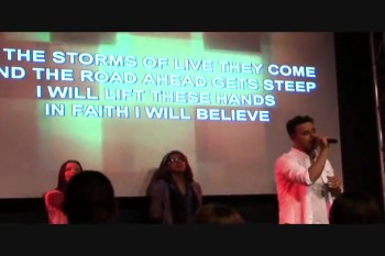 Youth Night Worship_