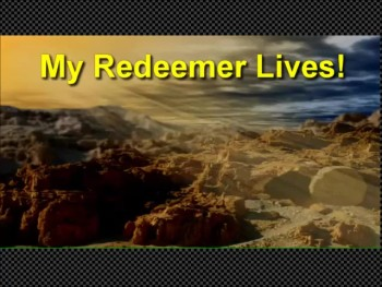 Randy Winemiller My Redeemer Lives