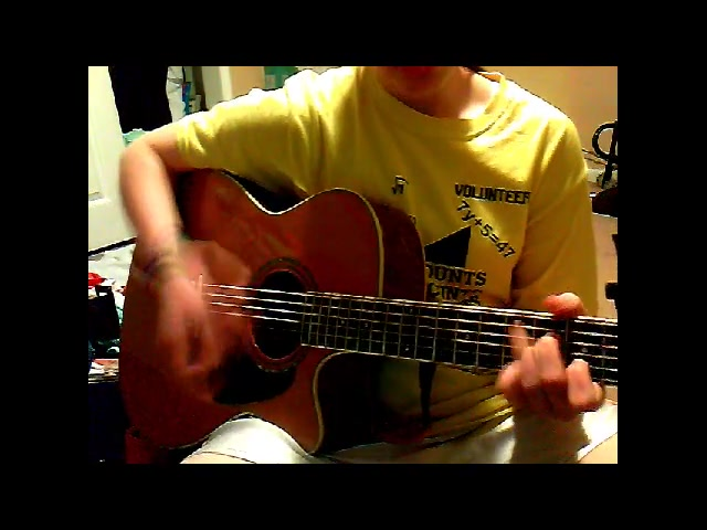 Hold Me Jamie-Grace (Guitar Cover)