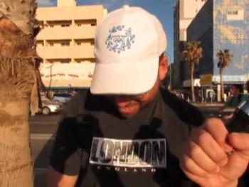 Street Evangelism in Israe-Messiah of Israel Ministries