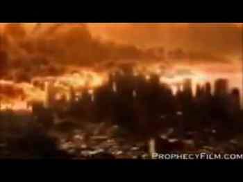FIN DEL MUNDO y el diablo (niño ve apocalipsis)