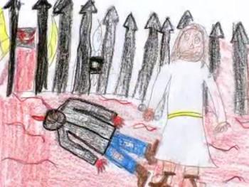 VIAJE EN EL TIEMPO (crucifixión)