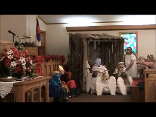CBC Christmas Cantata 2012