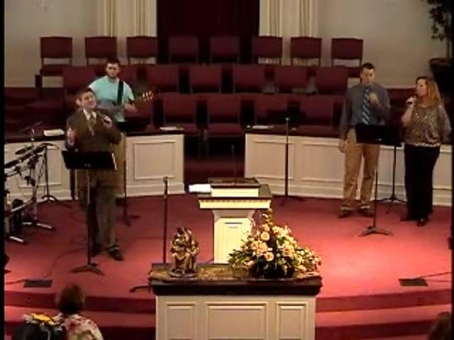 3-31-13 Worship