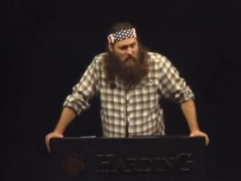 Duck Dynasty Star Willie Robertson Shares How God Led He and His Wife to Adopt