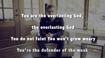 Jeremy Camp - Everlasting God (Lyric Video)
