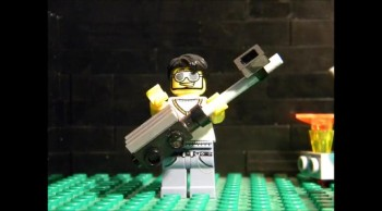 LEGO Music Video: My Own Worst Enemy