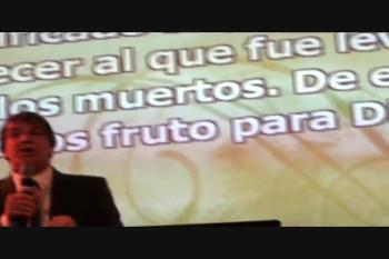 Pr. Paulo Carvalho. Eterno amor de Dios