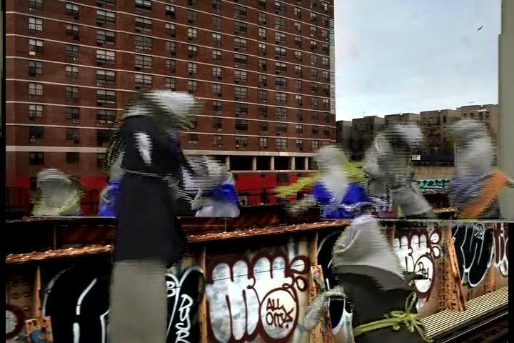 Harlem Shake - Puppets