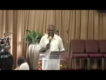 Pastor Oral Hazell