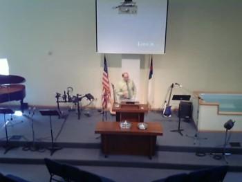 April 7, 2013 Worship Service