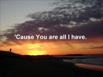EB Schmidt - All I Need (lyric video)