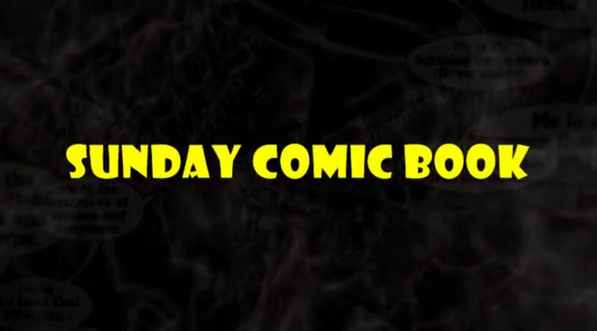 Sunday Comic Book - Archangels The Saga