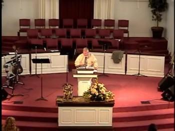 4-7-13 AM Sermon