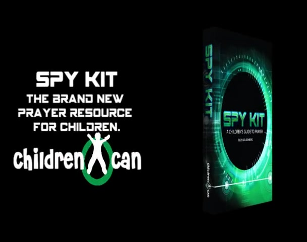 Spy Kit Childrens Guide to prayer