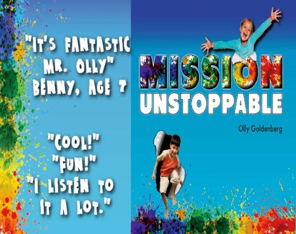 Mission Unstoppable discipleship album for kids