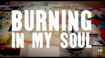 Matt Maher - Burning In My Soul (Official Lyric Video)
